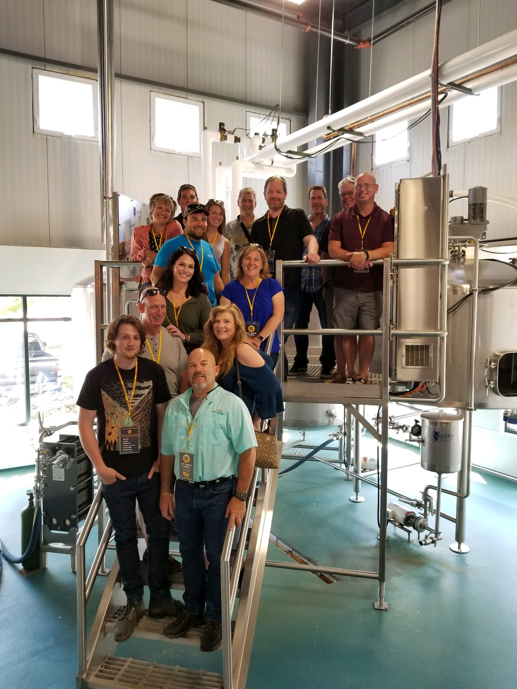 Burlington Brew Tour