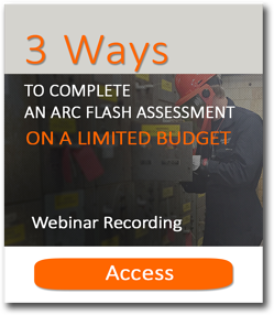 3 Ways Arc Flash Webinar Access Vertical