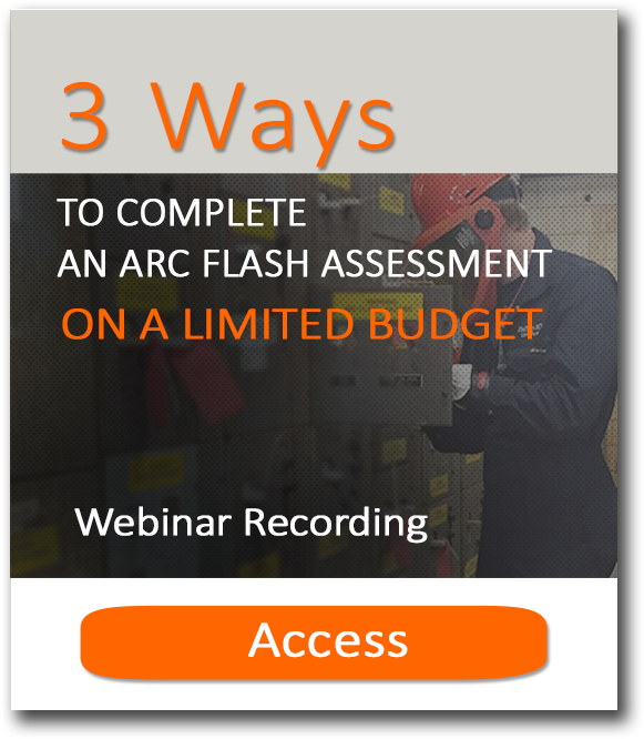 3 Ways Arc Flash Webinar Access Vertical
