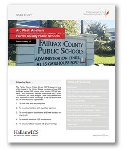 Arc Flash Fairfax Case Study