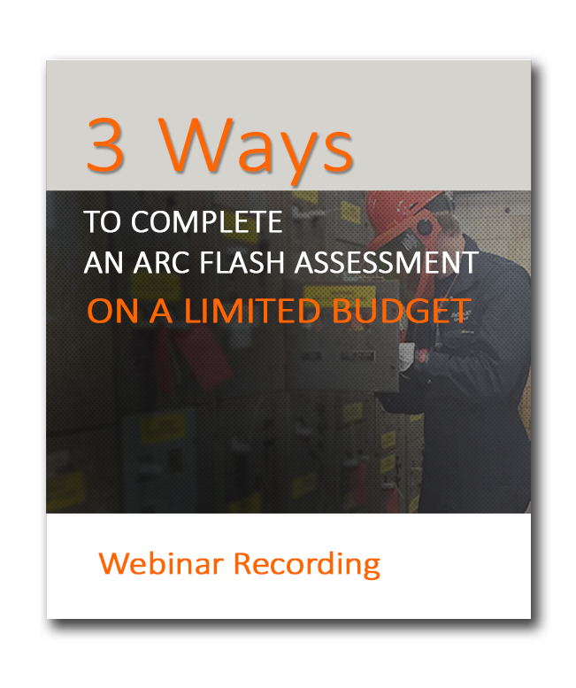 Arc Flash Webinar Vertical