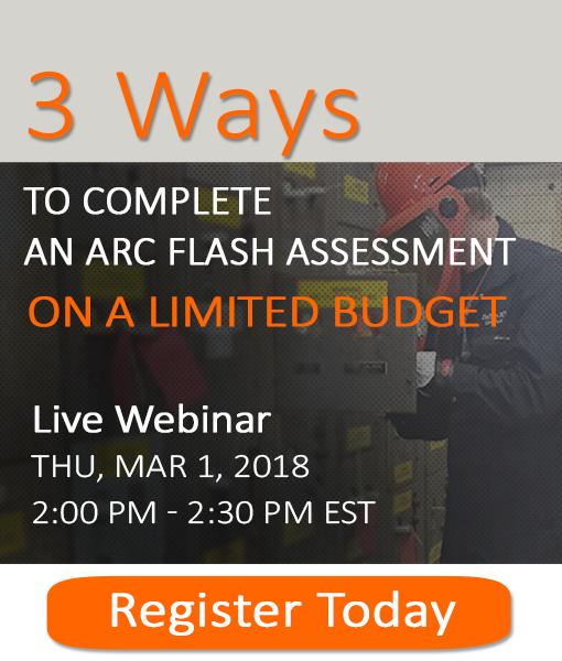 Arc Flash Webinar
