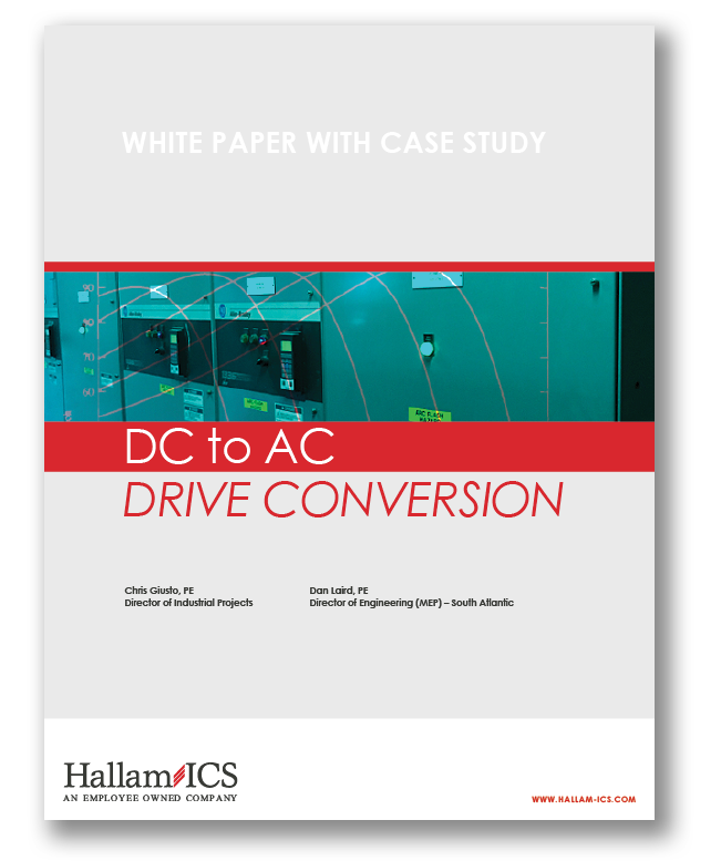 DC to AC motor conversion WP feature
