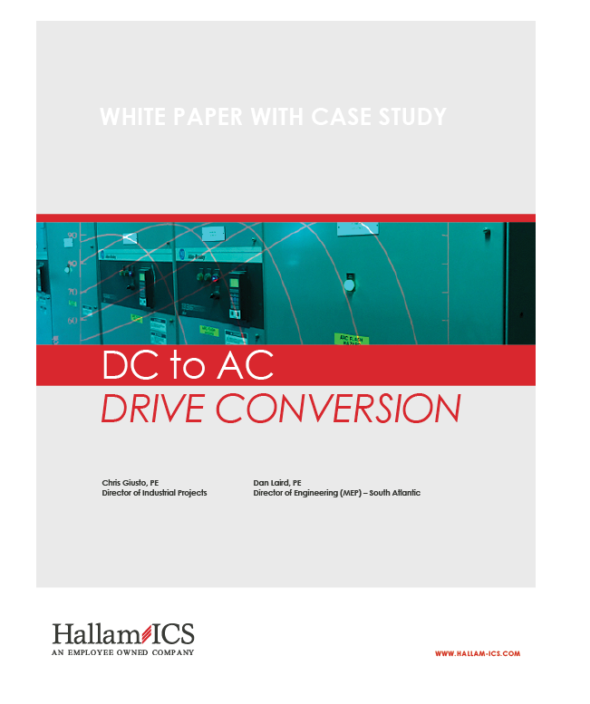 DC to AC motor conversion WP