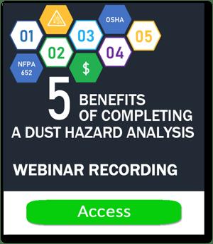 Dust hazard Webinar recording