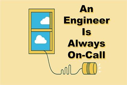 Engineer on call