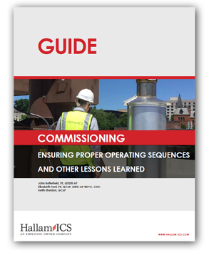 Guide to commissioning and lessons learned