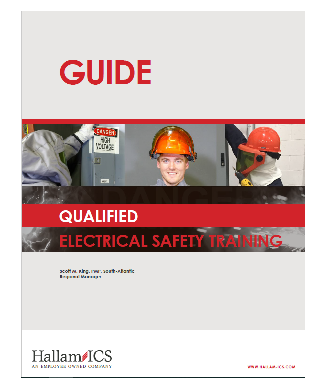 Guide to electrical safety feature on home page