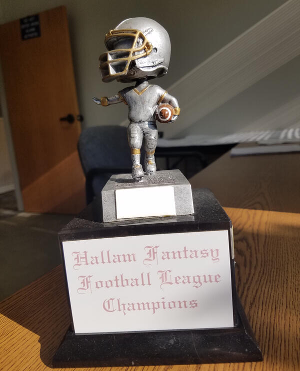 Hallam Trophy