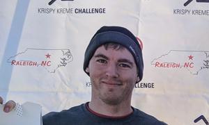 Chris Font Krispy Kreme Challenge