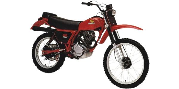 Honda Red Rider