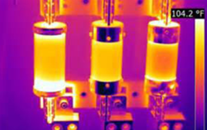Hot fuses infrared imaging