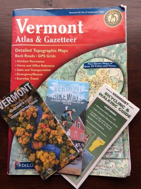 Vermont Atlas & Gazetteer
