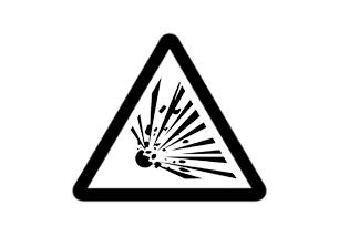Icon Dust Hazard