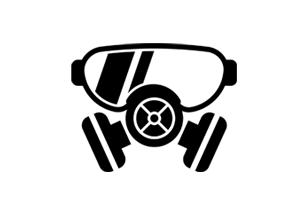 Icon Toxic Gas