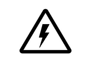 Icon arc flash