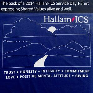 Service Day T-Shirt