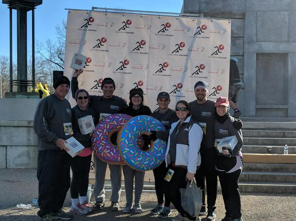 KKC 2018 Hallam-ICS team