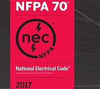 National Electric Code NEC 2017