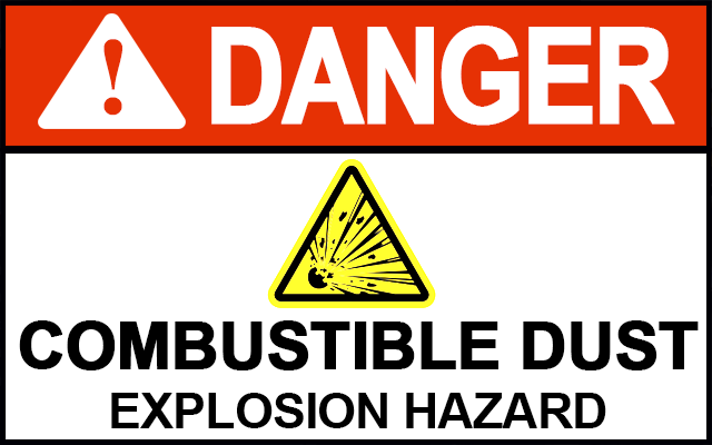 NFPA 652 combustible dust safety