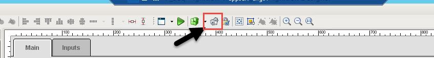 Open Script Window