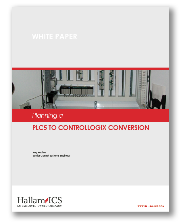 Planning a PLC to ControlLogix Conversion