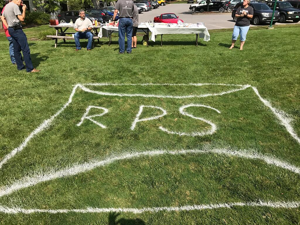 RPS Game Field