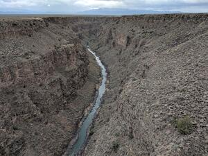 Rio Grande Gorge at Bridge