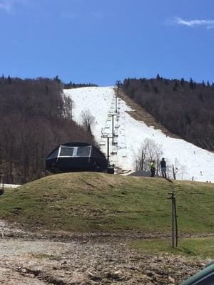 Spring Skiing