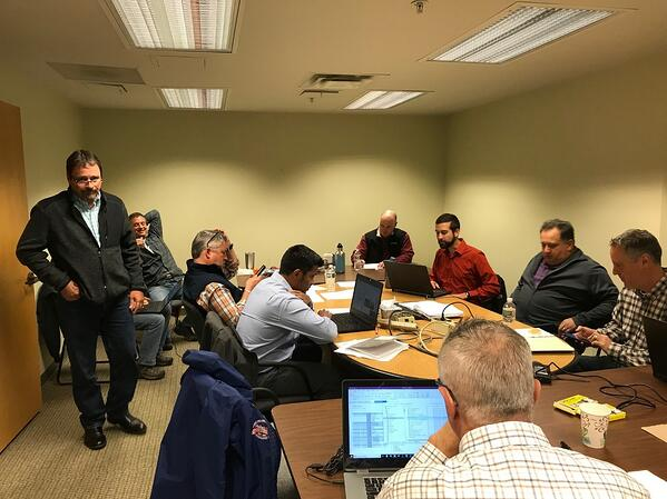 Strategic Planning Meeting
