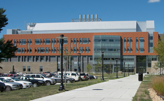 University of Rhode Island Chemistry Building
