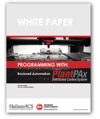 WP Programming with Rockwell Automation PlantPAx