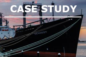 case study Mass Maritime Academy IRT inspection