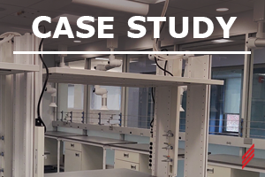 case study Pfizer Chemistry Lab B156A MEP Engineering Design