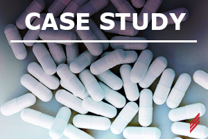 case study instrument calibration pharmaceutical new mfg facility confidential client