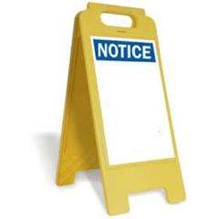 Area Warning or Caution Signage