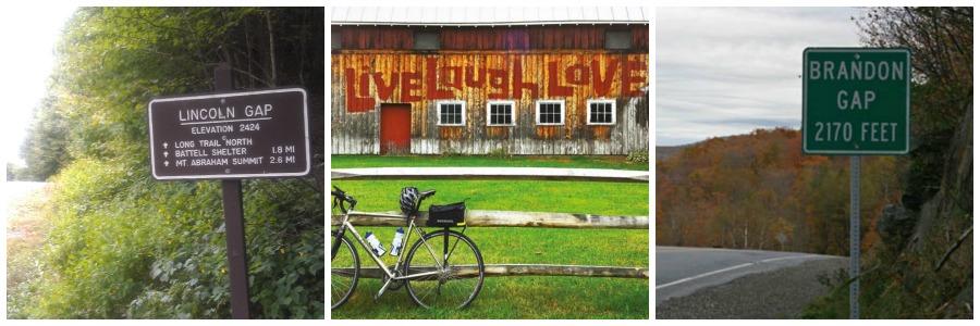 Biking Vermont Gaps