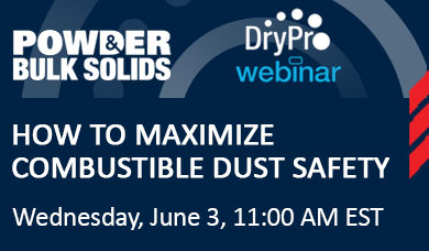 powder bulk and solids webinar on home page