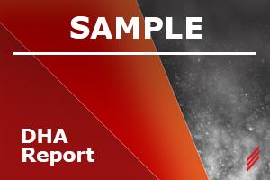 sample dha report