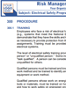 sample procedure electrical safety training thumb