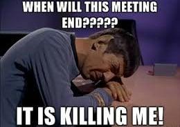 Spock Meeting
