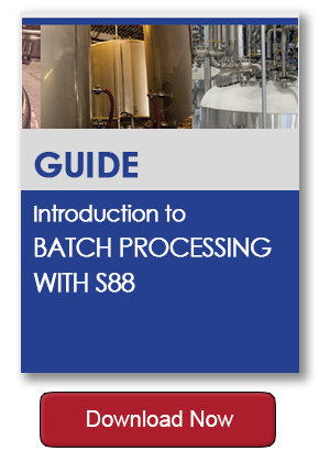 Guide download Introduction to batch processing with S88