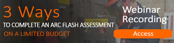 Arc Flash Webinar Recording Access