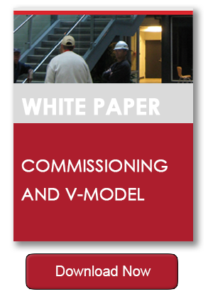 White paper download Commissioning and V-Model