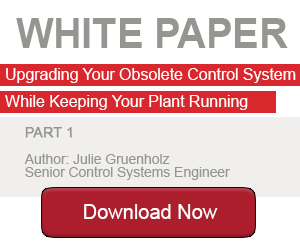 Download White Paper: Upgrading Your Obsolete Control System While Keeping Your Plant Running