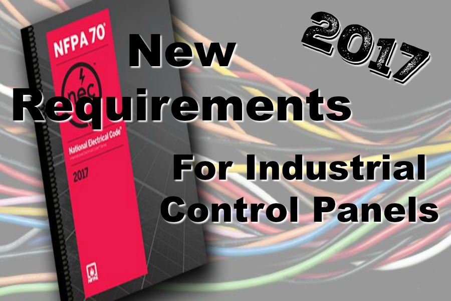 New 2017 Industrial Control Panel Short Circuit Requirements