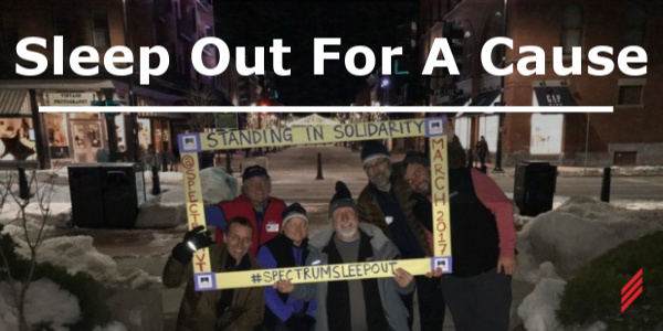 Sleep Out for a Cause