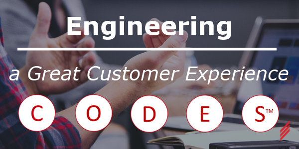 CODES: Engineering a Great Customer Experience