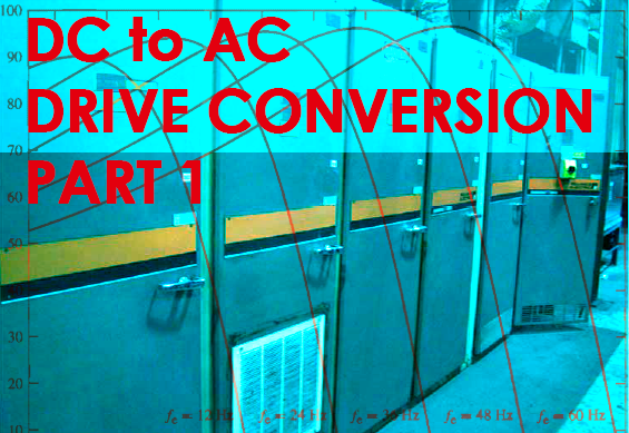 DC to AC Drive Conversions - Getting Started