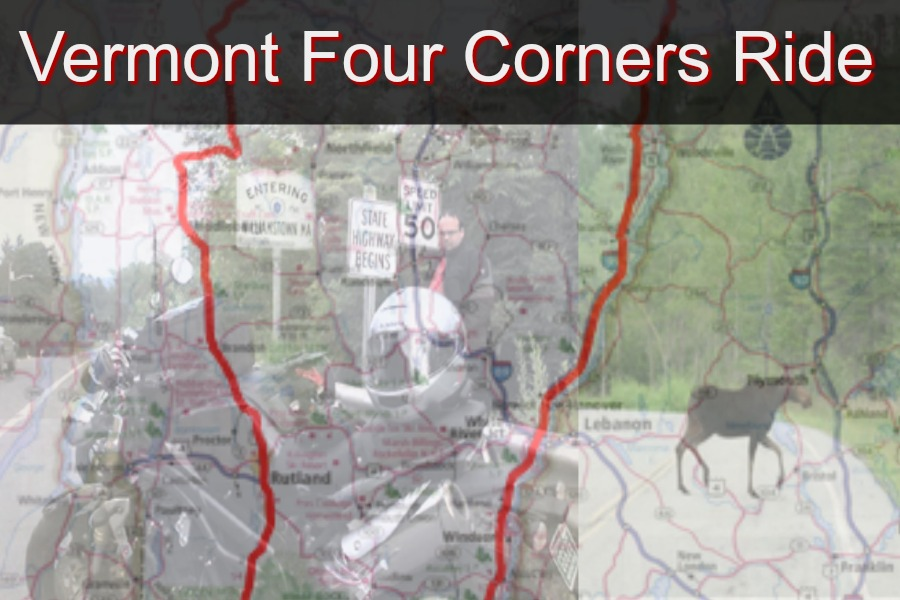 The Vermont Four Corners Ride